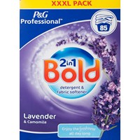 Bold  Professional 2-in-1 Lavender & Camomile Washing Powder 5.525kg - 85 Washes