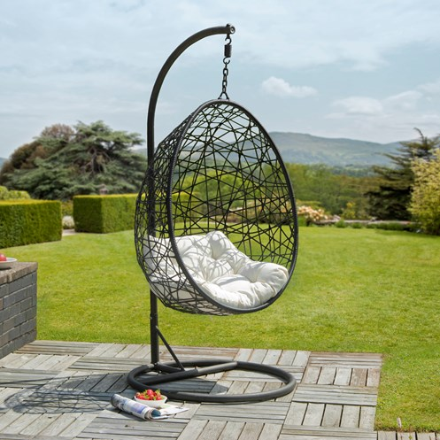 Suntime  Retreat Rattan Egg Chair