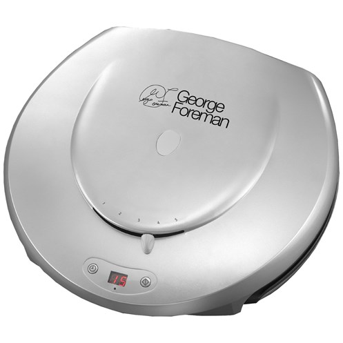 George Foreman  6-Portion Entertaining Portable Grill