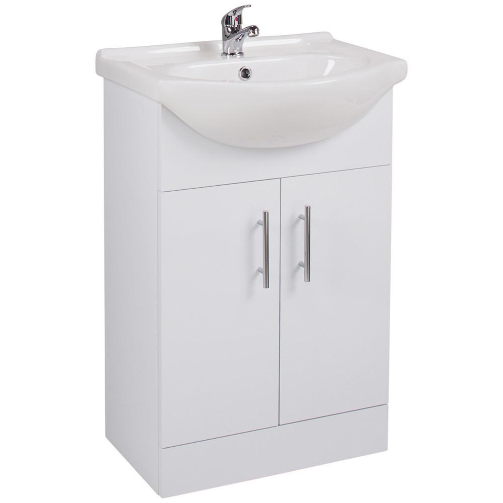 Floor Standing Vanity Unit Wash Basin