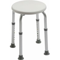 Drive Medical  Adjustable Round Shower Stool