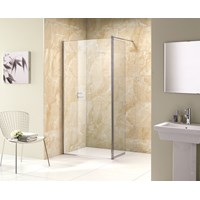 Flair Chianti Wetroom Return Panel Fixed 450mm