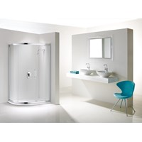 Flair Namara One Door Offset Quadrant 1000x800mm (Long Side Opening)