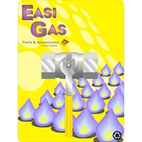 Easi Gas  Lever Action Ballvalve