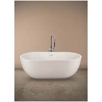 Chloe Contemporary Free Standing Bath 1655 x 750