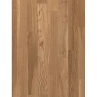 Canadia 3 Ply Semi Solid Wood Flooring 3 Strip - White Oak