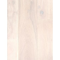 Canadia Alpine Semi Solid Wood Flooring 15mm - White Oak Brushed White Matt