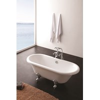 Duchess Traditional Free Standing Bath 1690 x 740