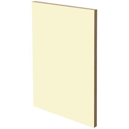Finsa Superpan Décor Melamine Faced Chipboard Sheet 1200 x 2440mm - Magnolia